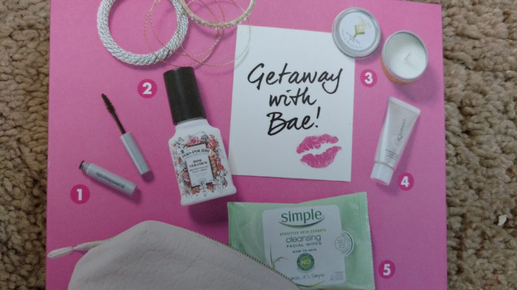 Essence beauty box May